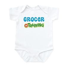 Grocer in Training Infant Bodysuit