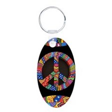 Peace phone case Keychains