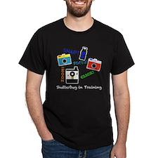 Shutterbug in Training T-Shirt