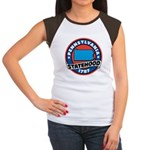 Pennsylvania Statehood Women's Cap Sleeve T-Shirt