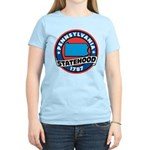 Pennsylvania Statehood Women's Light T-Shirt