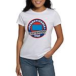 Pennsylvania Statehood Women's T-Shirt