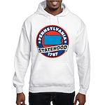 Pennsylvania Statehood Hooded Sweatshirt