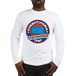 Pennsylvania Statehood Long Sleeve T-Shirt