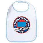 Pennsylvania Statehood Bib