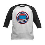 Pennsylvania Statehood Kids Baseball Jersey