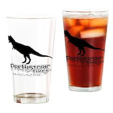 ptm carnotaurus Drinking Glass