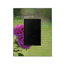 Love is Patient Roses Picture Frame