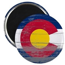 Colorado Old Paint Magnet