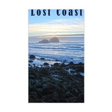 Lost Coast Sunset Decal