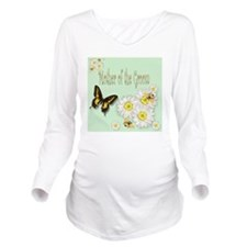 Beelieve Mother of t Long Sleeve Maternity T-Shirt
