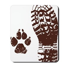 Boot n Paw Mousepad
