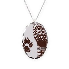 Boot n Paw Necklace