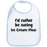 Rather be eating Ice Cream F Bib