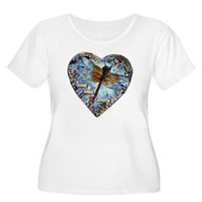 heart faith c T-Shirt