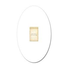 Borasmus Gleesun-Emotional F 20x12 Oval Wall Decal