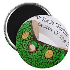 st paddys day Magnet