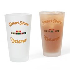 Desert Storm Mug Drinking Glass