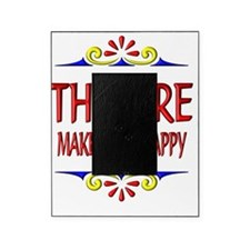 Theatre Happy Life Picture Frame