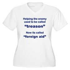HELPING THE ENEMY T-Shirt