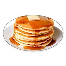 Pancakes Decal
