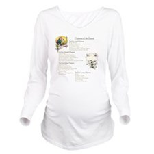 Mysteries of the Ros Long Sleeve Maternity T-Shirt