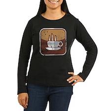 Kaffee-Symbol (us T-Shirt