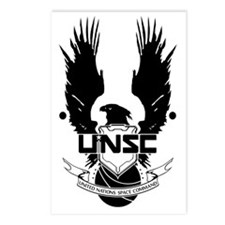unsc Postcards (Package of 8)