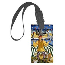 The Juggler Luggage Tag