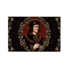 Richard III Rectangle Magnet