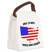 MURICA Canvas Lunch Bag