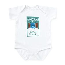 Niagara Falls Infant Bodysuit