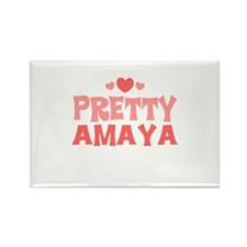 Amaya Rectangle Magnet (10 pack)