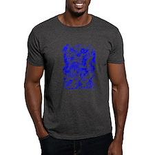 Blue Multidragon T-Shirt