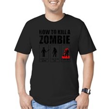 How To Kill A Zombie T
