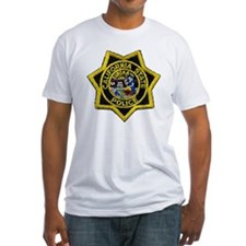 California State Police Badge Shirt