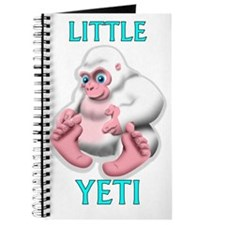 LITTLE YETI Journal