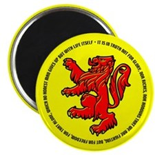 "The Declaration of Arbroath 2.25"" Magnet (10 pack)"