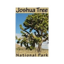 Joshua Tree National Park (Ve Rectangle Magnet