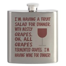 winedinner Flask
