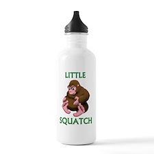 LITTLE SQUATCH Water Bottle