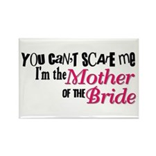 Mother of the Bride Rectangle Magnet