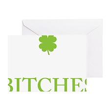 Drink Up, Irish Humor Greeting Card