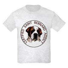 saint bernard addict T-Shirt