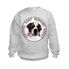 saint bernard addict Jumper Sweater