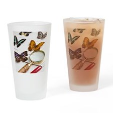 Cute Insects Drinking Glass