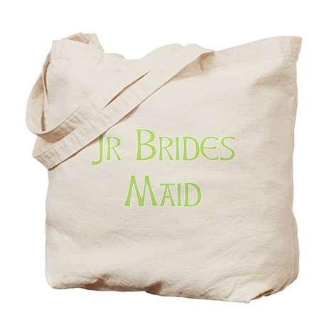 Sherbet Junior Bridesmaid Tote Bag