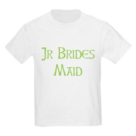 Sherbet Junior Bridesmaid Kids Light T-Shirt