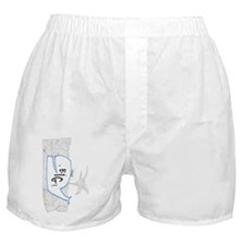 Dream Whale Boxer Shorts