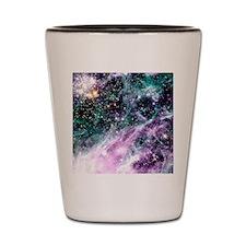 Tarantula Nebula Shot Glass